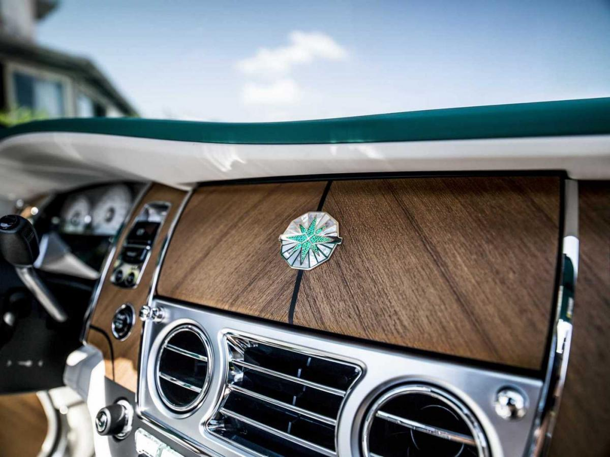Rolls Royce Dawn and Wraith inspired by Porto Cervo (2)