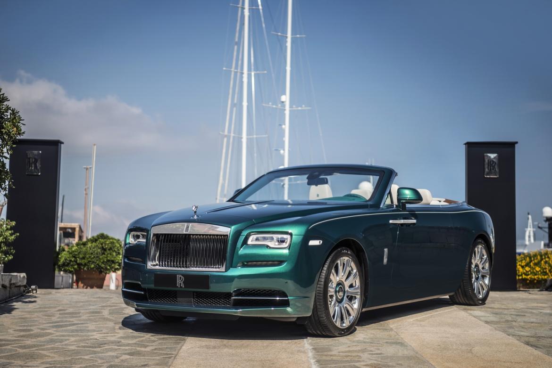 Rolls Royce Dawn and Wraith inspired by Porto Cervo (3)