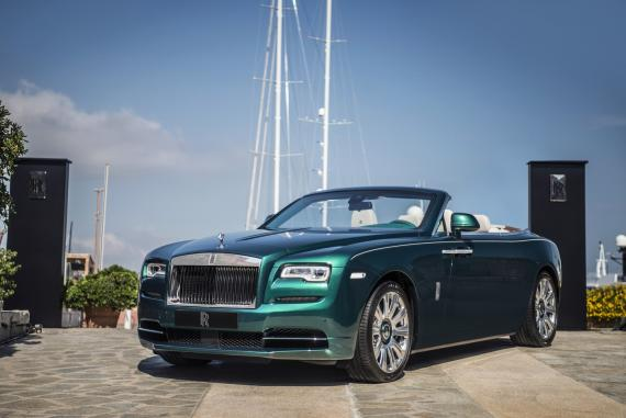 Rolls Royce Dawn and Wraith inspired by Porto Cervo (3)