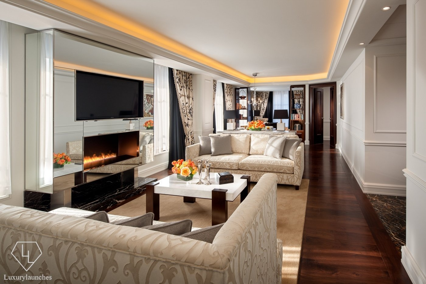 Suite Of The Week Rosewood Suite At Rosewood