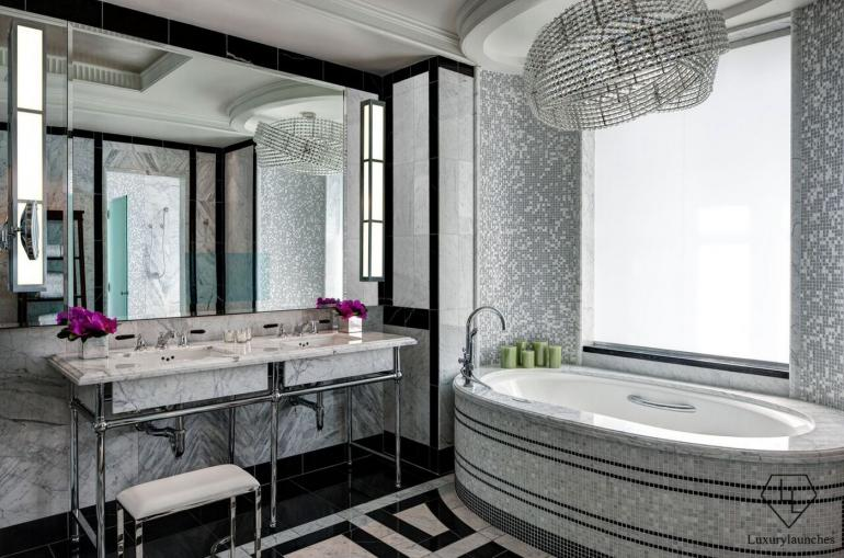 SR New York_Presidential Suite Bathroom