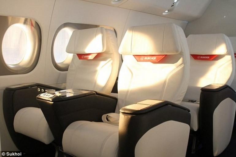 Sukhoi's ultra-luxe private jet  (1)