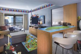Thomas & Friends at the New York Hilton Midtown (1)