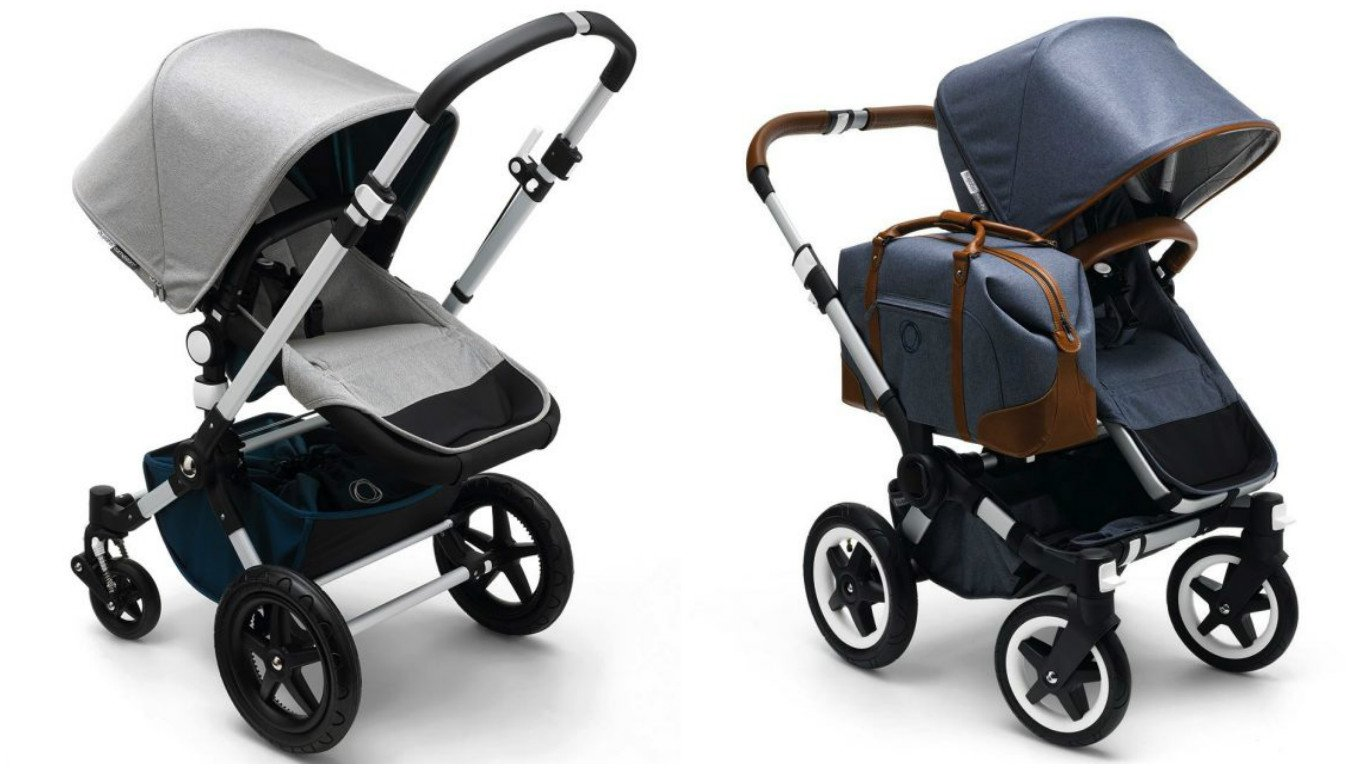 Bugaboo introduces two limited edition strollers -