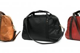 -car seats as luxurious travel bags