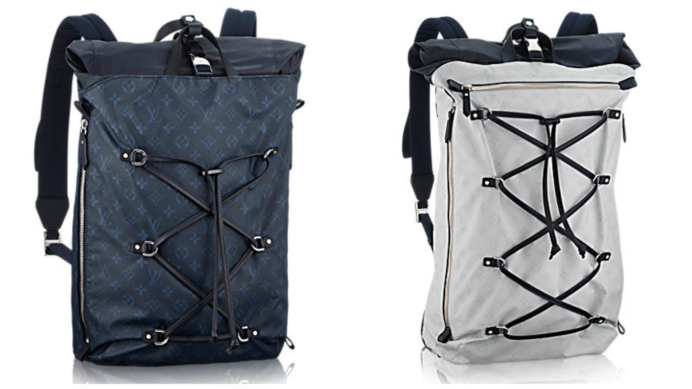 Fresh Off The Runway Louis Vuitton Ultralight Backpacks
