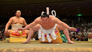ncient Art of Sumo at the Grand Tournament
