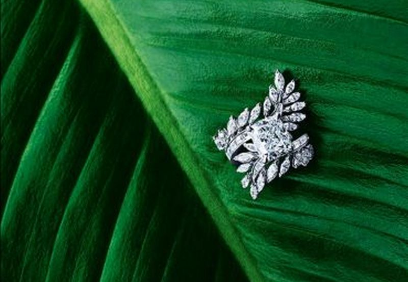 First Look Piaget S Sunny Side Of Life High Jewelry And