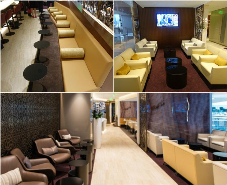 premium lounge at Los Angeles 4