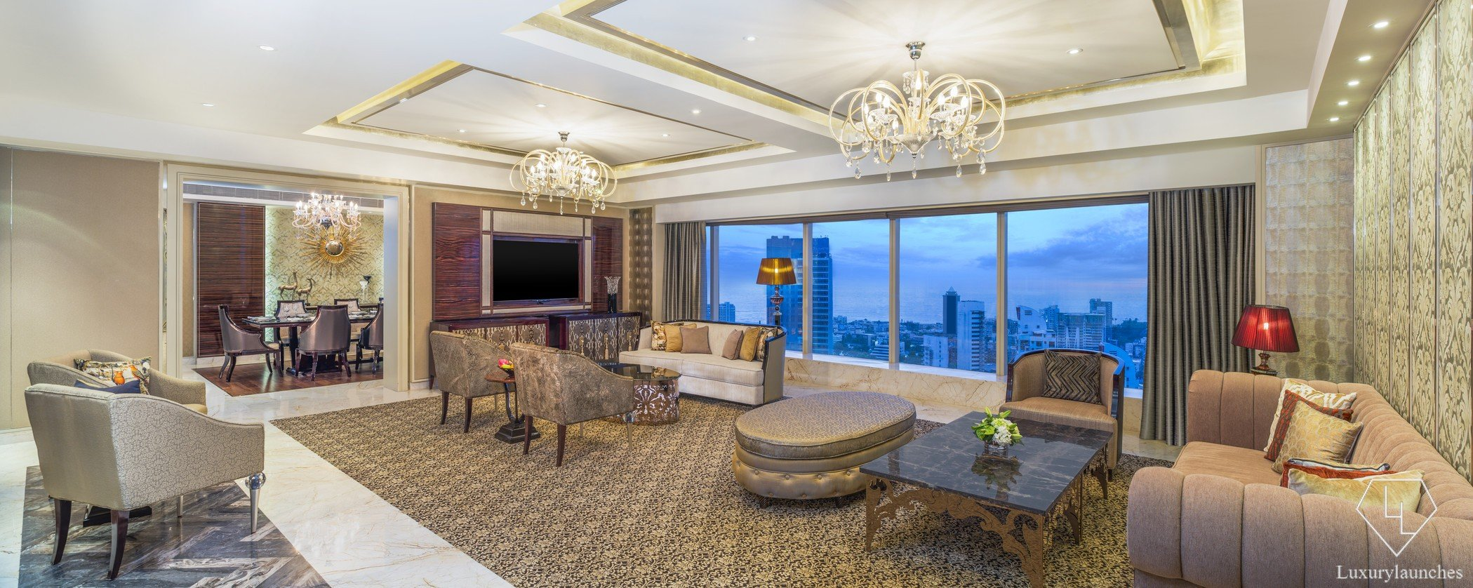 Suite Of The Week Presidential Suite At The St Regis