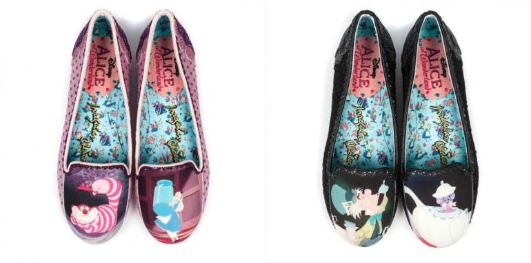 Alice in wonderland shoes (5)