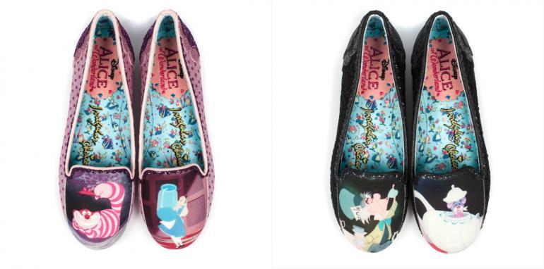 Alice in wonderland shoes (5)
