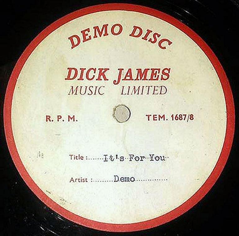Beatles recording auction