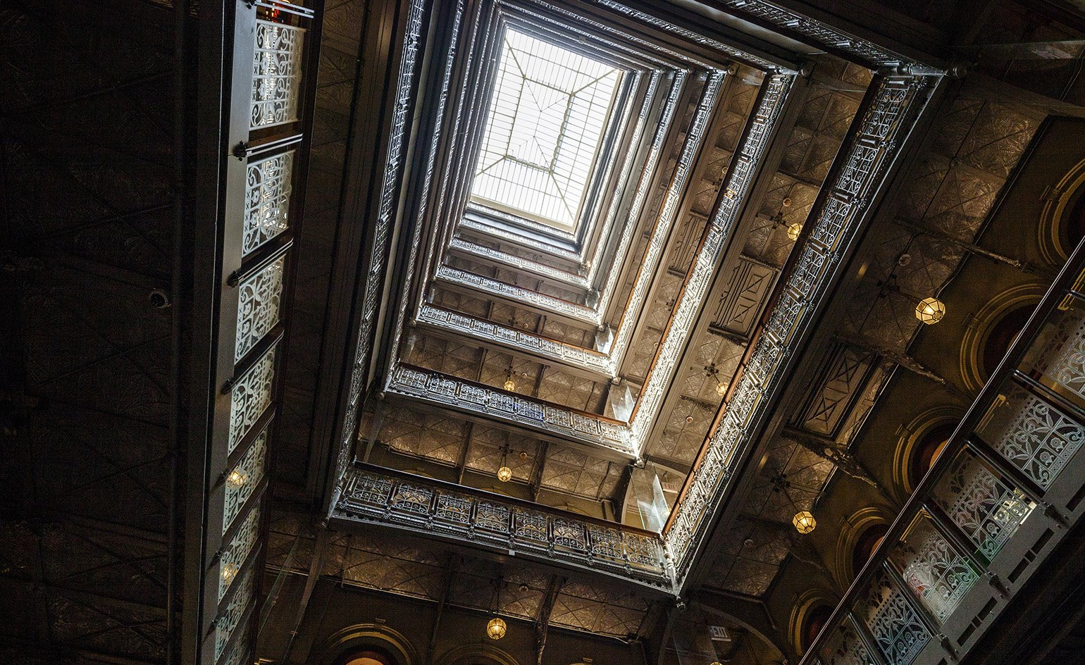 Inside Nyc S New And Ultra Stylish Beekman Hotel