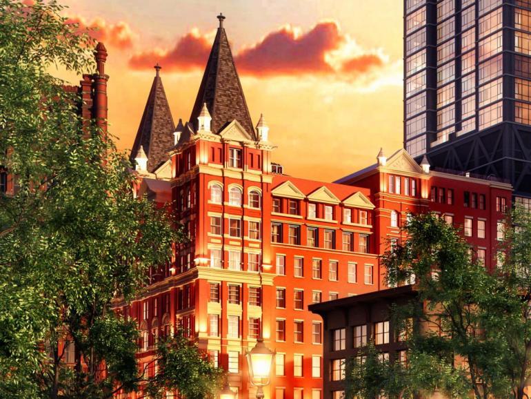 Beekman Hotel nyc 9