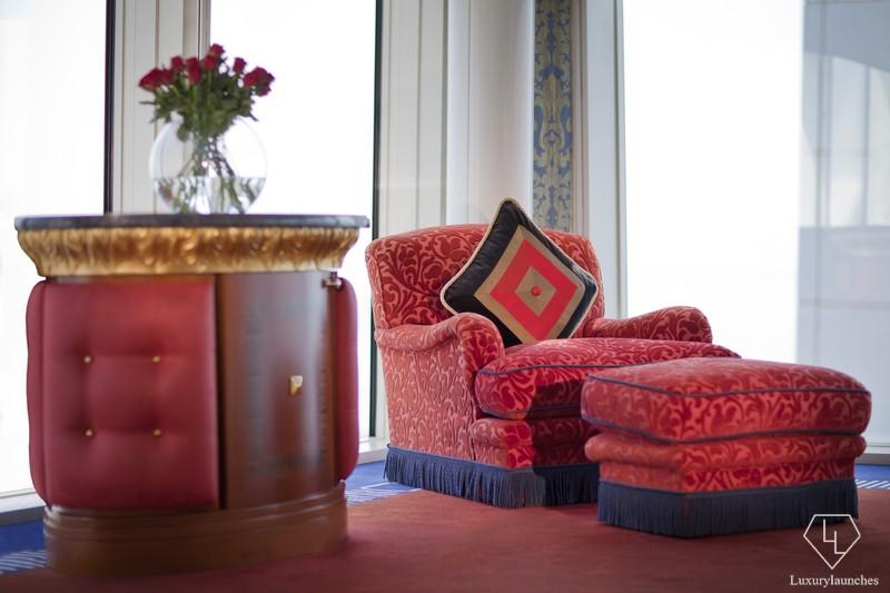 Panaromic One Bedroom Suite At Burj Al Arab Jumeirah