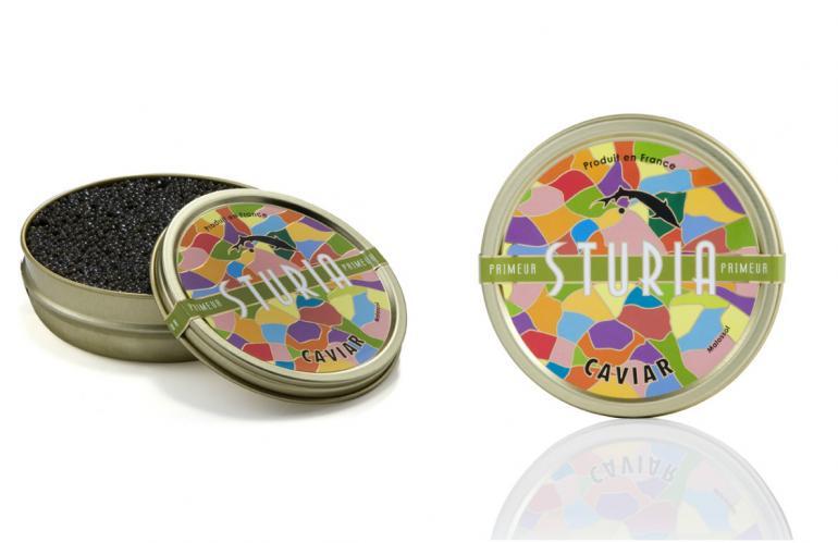 Caviar Primeur open