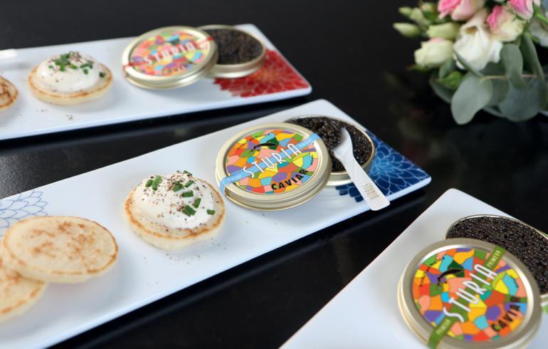 Caviar Trilogy