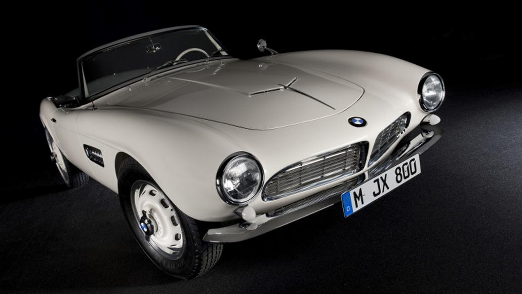 Elvis Presley BMW 507 (1)