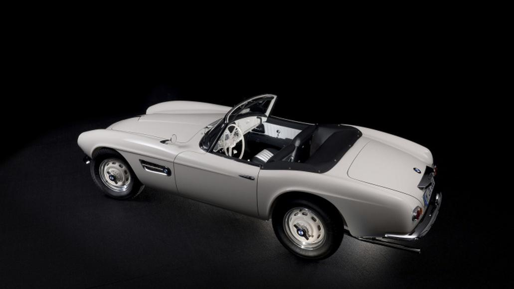 Elvis Presley BMW 507 (2)
