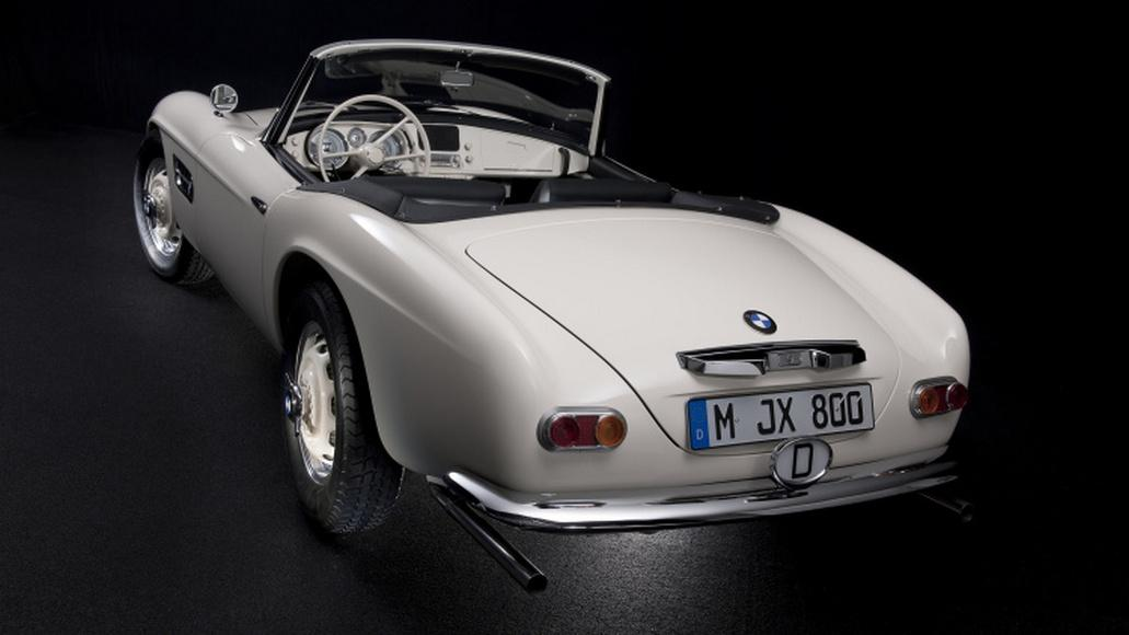 Elvis Presley BMW 507 (3)