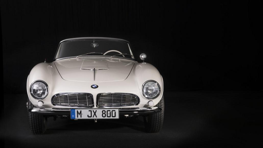 Elvis Presley BMW 507 (4)