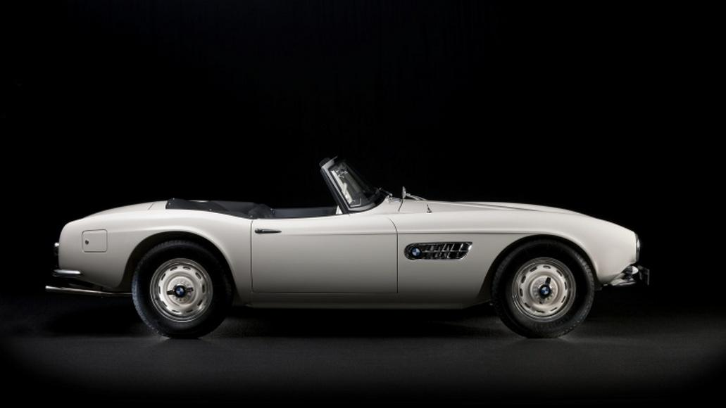 Elvis Presley BMW 507 (5)