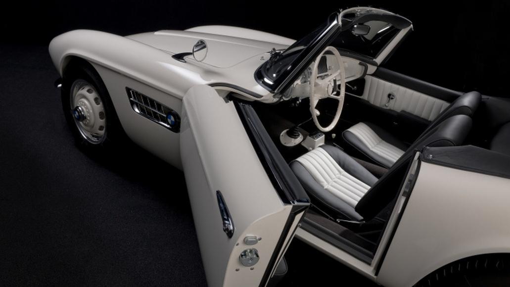 Elvis Presley BMW 507 (6)