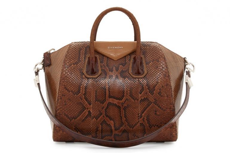 Givenchy-Python-Antigona-Bag
