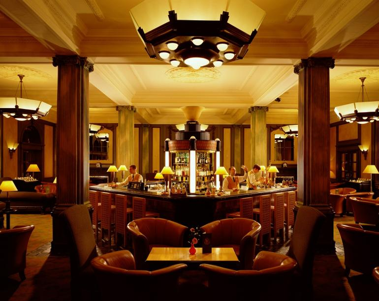 Gleneagles-bar