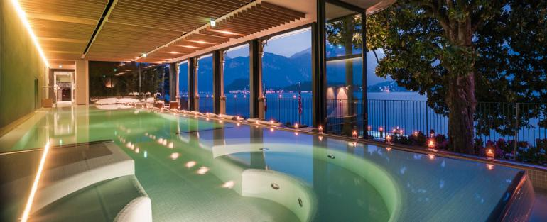 Grand Hotel Tremezzo, Lake Como, Italy spa