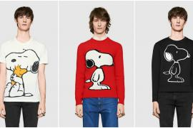 Gucci x Snoopy collection