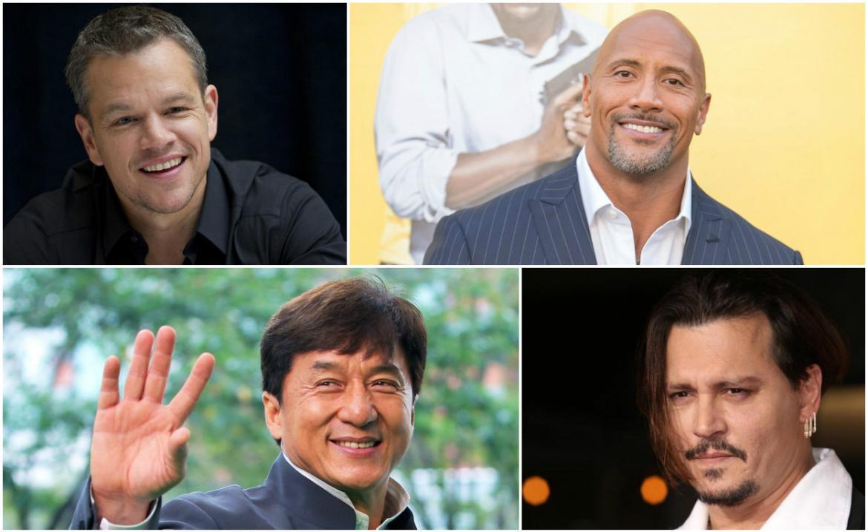 Highest-Paid Actors 2016