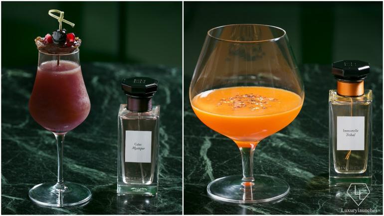 Hotel Café Royal - Givenchy Cocktails - Immortelle (1)