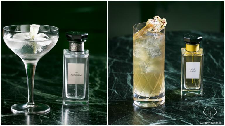 Hotel Café Royal - Givenchy Cocktails - Néroli (2)