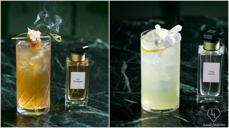 Hotel Café Royal - Givenchy Cocktails - Ylang (3)