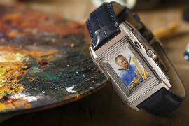Jaeger LeCoultre Self Portrait Vincent van Gogh