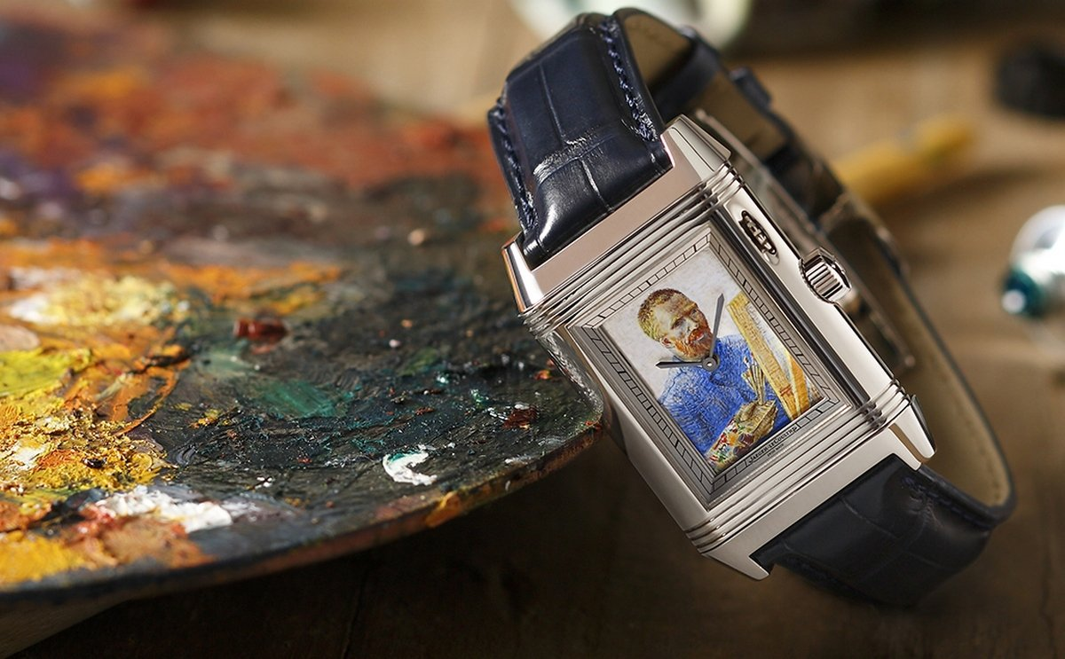 Jaeger Lecoultre Pays Tribute To Vincent Van Gogh With An