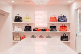 Kris-Jenner-Hermes-Closet