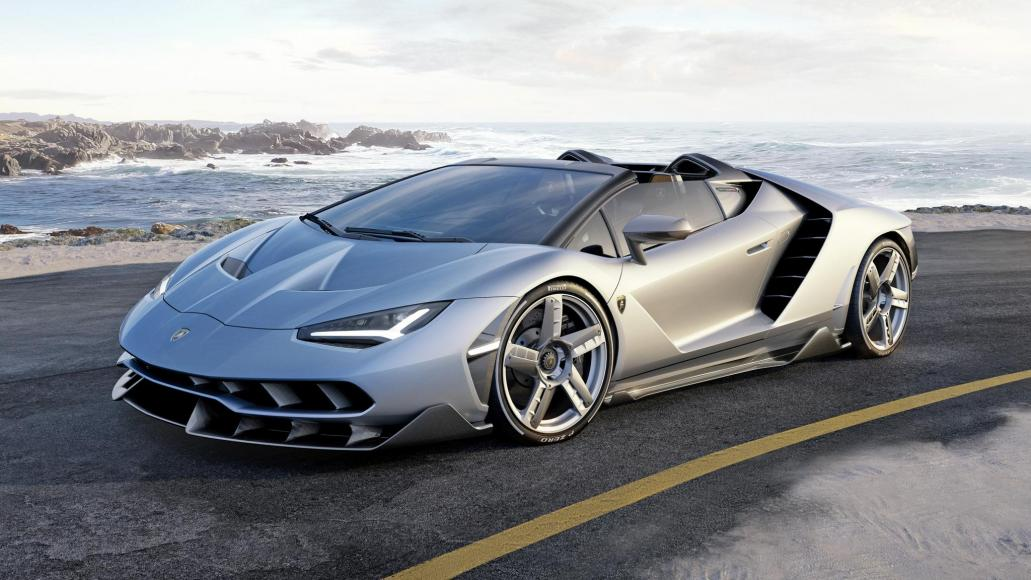 Car Transport Reviews >> Lamborghini Centenario Roadster it most insane and ...