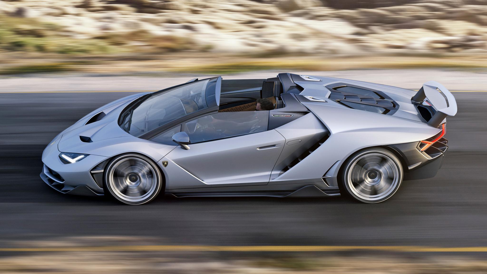 Lamborghini Centenario Roadster It Most Insane And