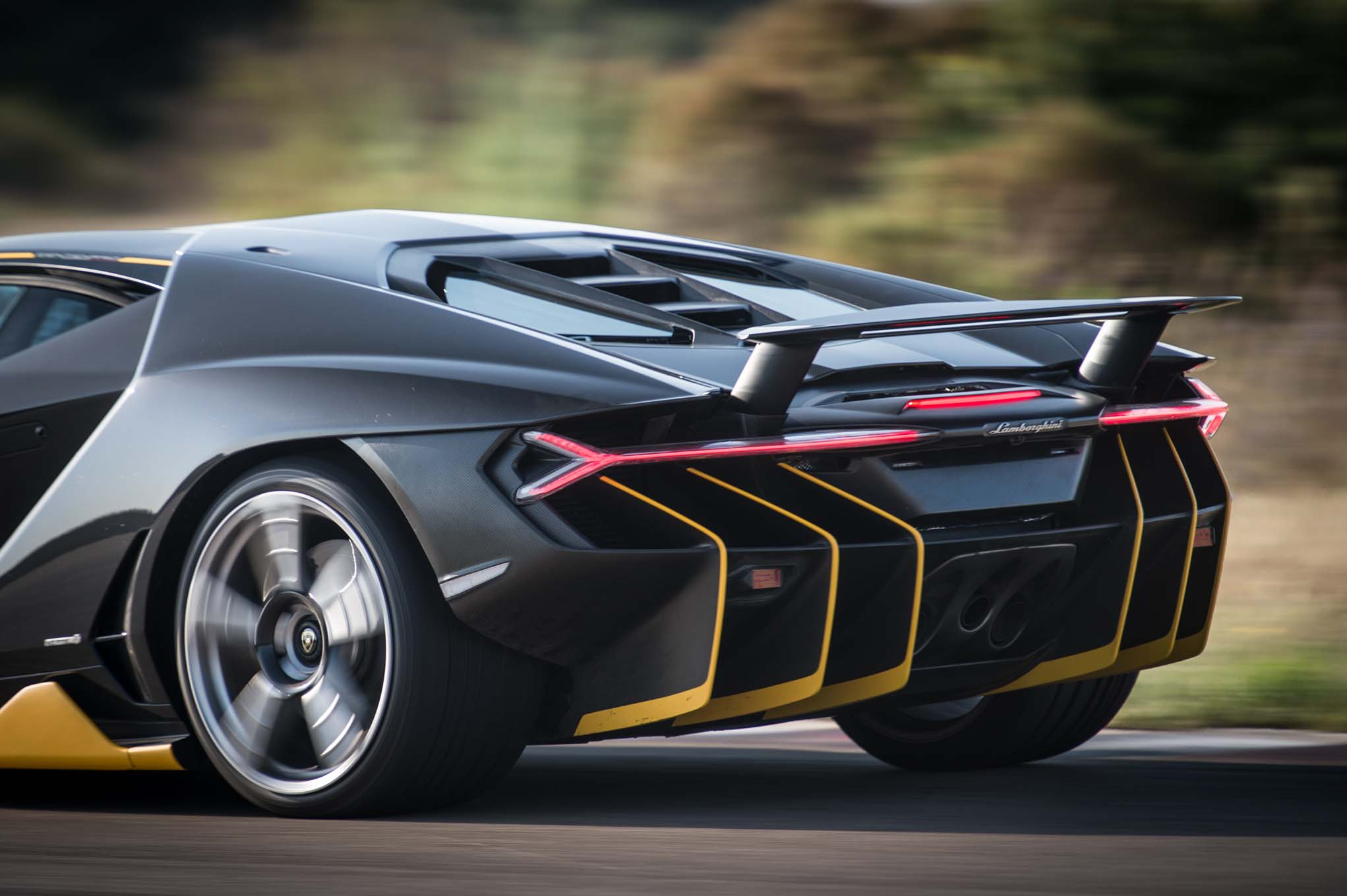Lamborghini Centenario Roadster It Most Insane And