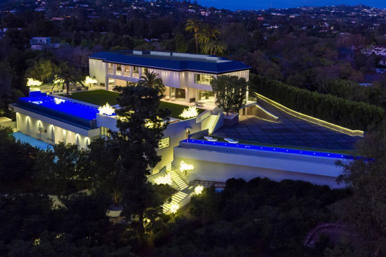 Los Angeles Spec House