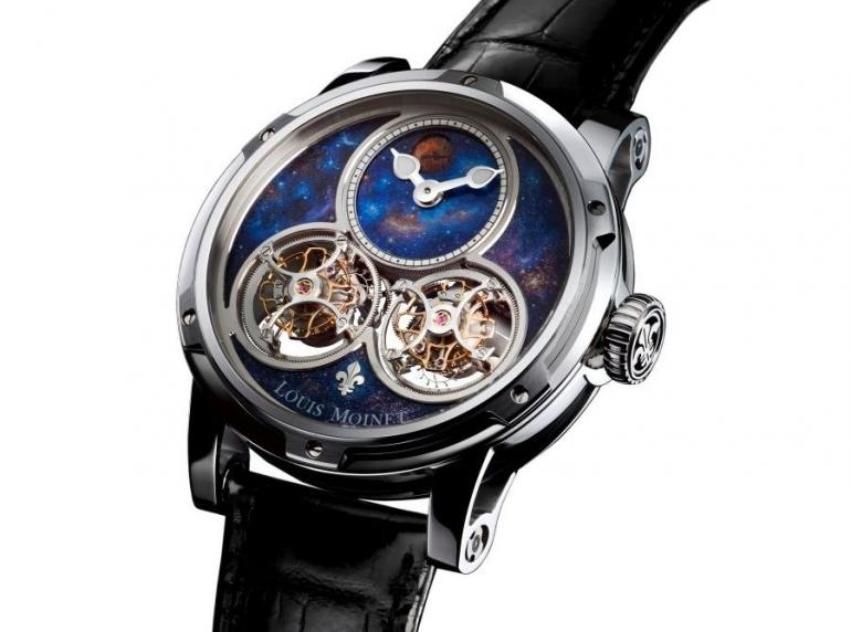 Louis Moinet Sideralis Inverted Double Tourbillon (2)