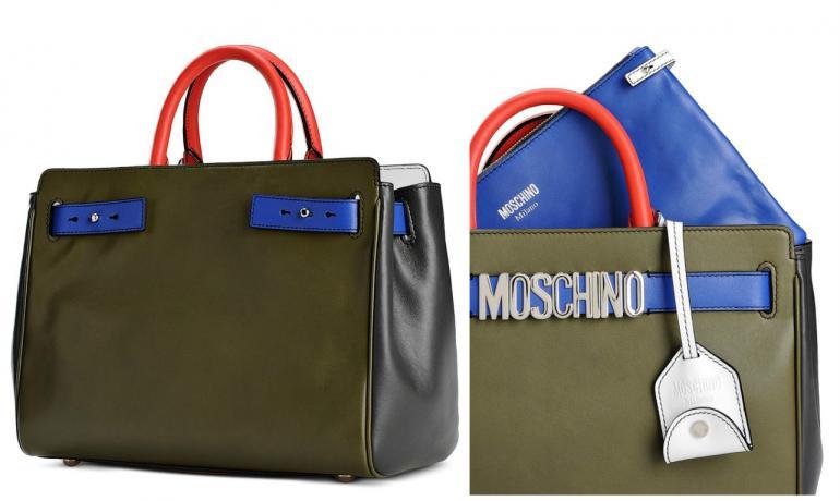 Moschino Multicolor handbag - 1