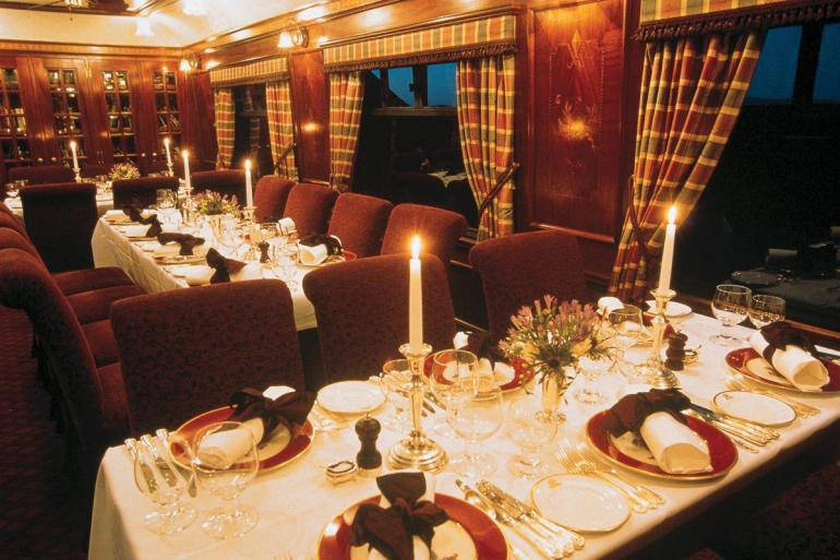 Royal-Scotsman-Dining