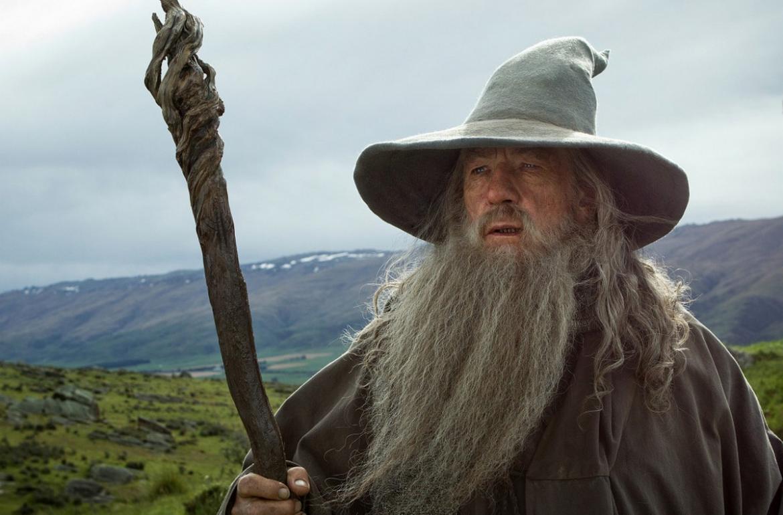 Sean Parker wedding Gandalf