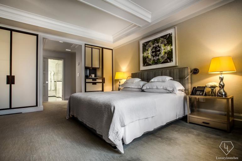 The Seventy Seven King guestroom.