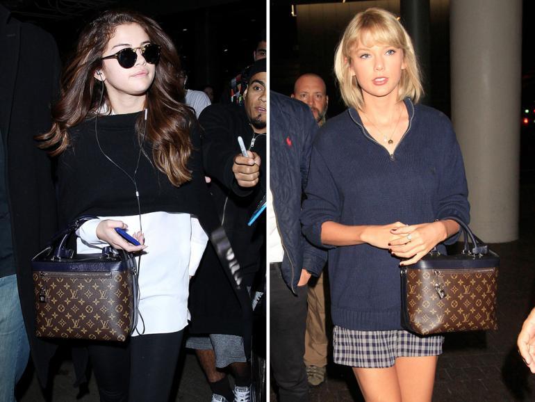 Taylor-Swift-Selena-Gomez-Louis-Vuitton-City-Cruiser-Bagt