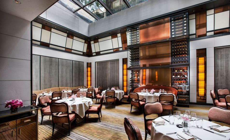 The Mark Restaurant Atrium
